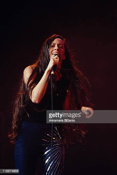 Alanis Morissette at 987's Not So Silent Night holiday concert