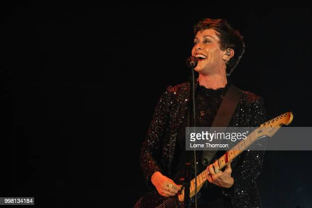 RuthAnne performs at Eventim Apollo on July 13 2018 in London England