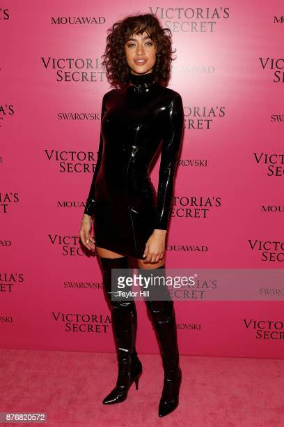 Alanna Arrington attends the 2017 Victoria's Secret Fashion Show After Party on November 20 2017 in Shanghai China