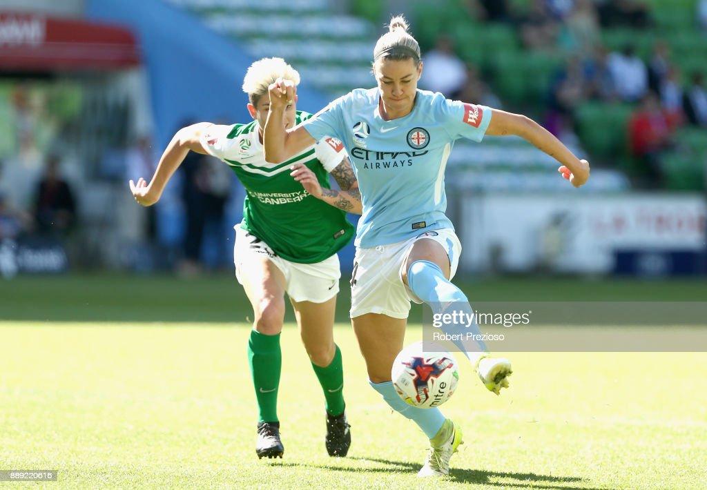 W-League Rd 7 - Melbourne v Canberra