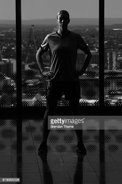 Alanna Kennedy of Sydney FC poses during the 2016/17 WLeague Season Launch on October 31 2016 in Sydney Australia