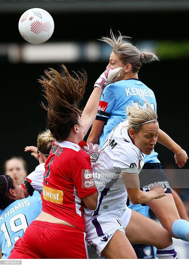 W-League Rd 4 - Sydney v Perth