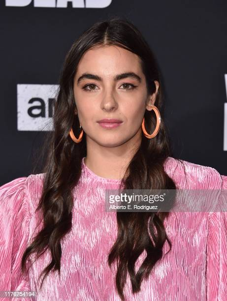 Alanna Masterson attends the Season 10 Special Screening of AMC's The Walking Dead at Chinese 6 Theater– Hollywood on September 23 2019 in Hollywood...