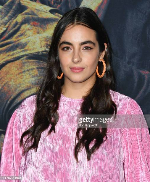 Alanna Masterson attends the Special Screening Of AMC's The Walking Dead Season 10 at Chinese 6 Theater– Hollywood on September 23 2019 in Hollywood...