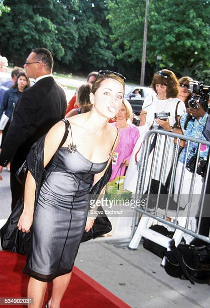 Alanna Ubach at premiere of 'Legally Blonde' New York July 7 2001