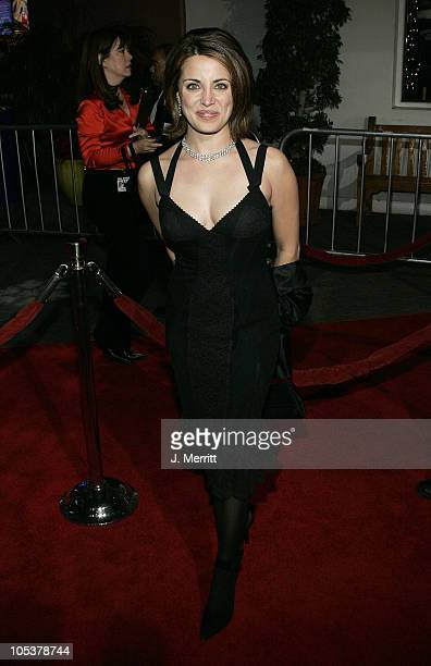 Alanna Ubach during 'Meet the Fockers' Los Angeles Premiere at Universal Amphitheatre in Universal City California United States