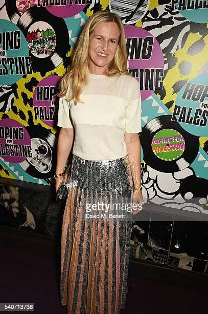 Alannah Weston attends 'Hoping's Greatest Hits' the 10th anniversary of The Hoping Foundation's fundraising event for Palestinian refugee children...