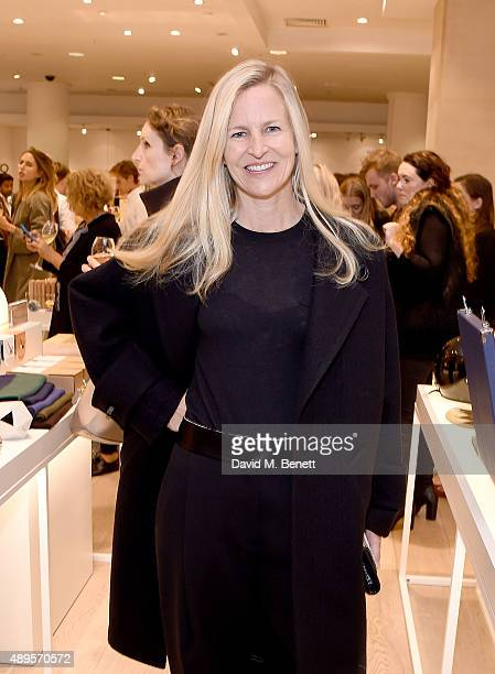 Alannah Weston attends The Conran store launch Two of Britain's best loved and most iconic retailers join forces to create a global destination for...
