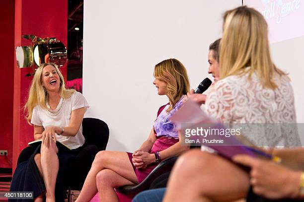 Alannah Weston attends the Pinkification of Young Girls talk held at the Salon a popup forum for talks launched as part of The Beauty Project in...