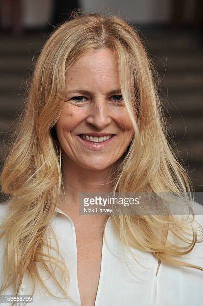 alannah weston attends the Royal Academy Of Arts Gala Event at the Royal Academy of Arts on October 8 2012 in London England
