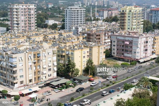 Alanya city