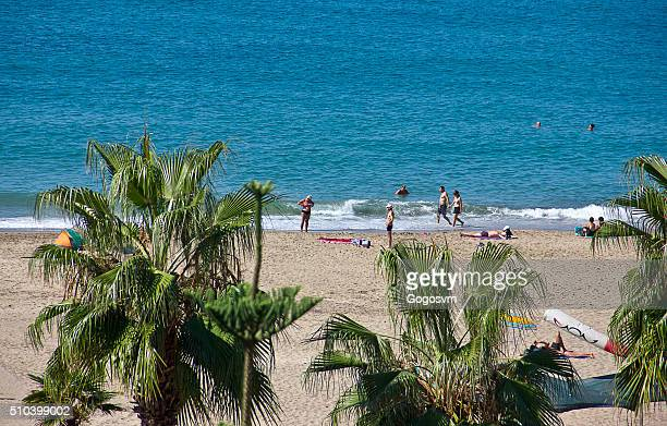 Alanya Cleopatra beach