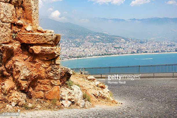 Alanya - road to the castle