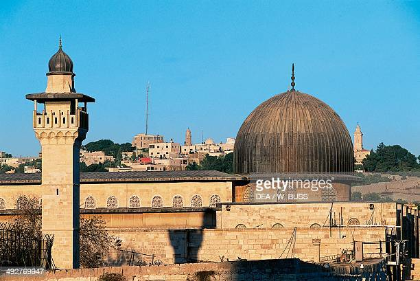 AlAqsa Mosque Old City of Jerusalem Israel