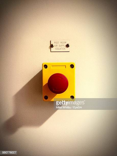 Alarm Button On Wall