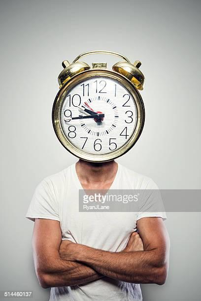 Alarm Clock Head