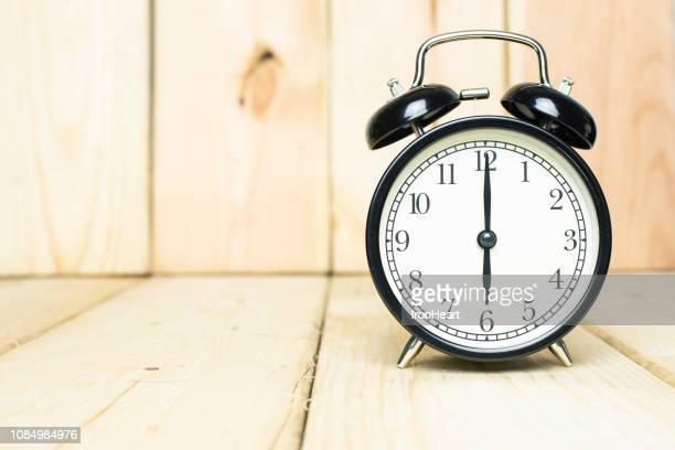 alarm clock - countdown clock stock photos and pictures