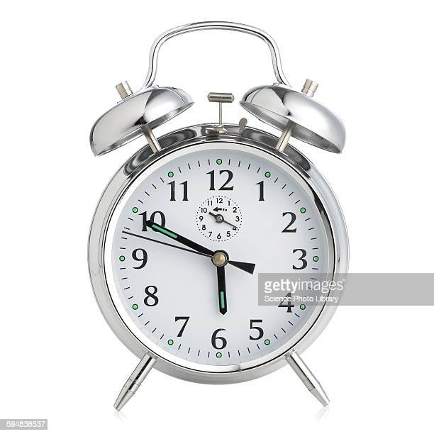 alarm clock - alarm stock photos and pictures