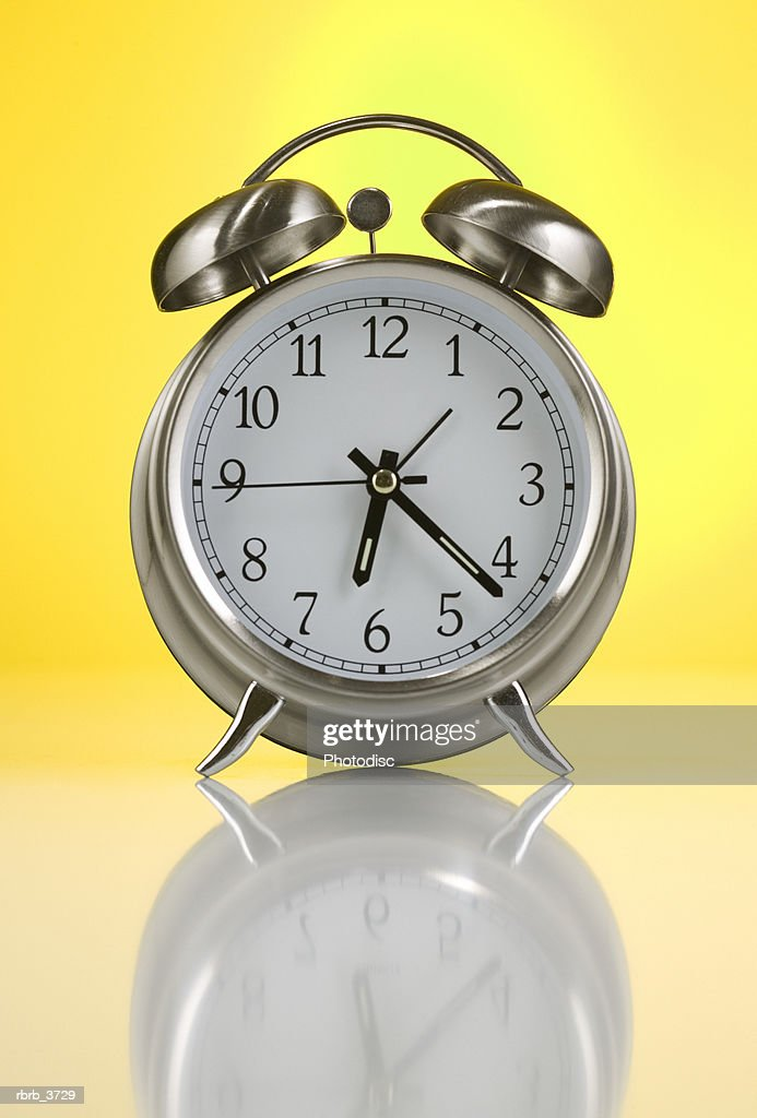 Alarm clock : Foto de stock