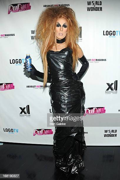 Alaska attends RuPaul's Drag Race Season 5 Finale Party at XL Cabaret on May 6 2013 in New York City