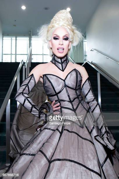 Alaska attends the 4th Annual RuPaul's DragCon at Los Angeles Convention Center on May 12 2018 in Los Angeles California