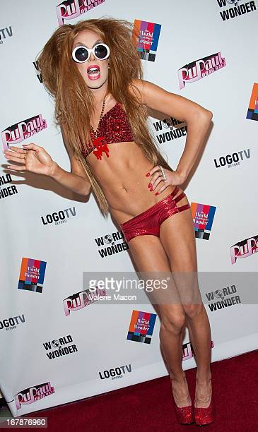 Alaska attends the Finale Reunion Coronation Taping Of Logo TV's RuPaul's Drag Race Season 5 on May 1 2013 in North Hollywood California