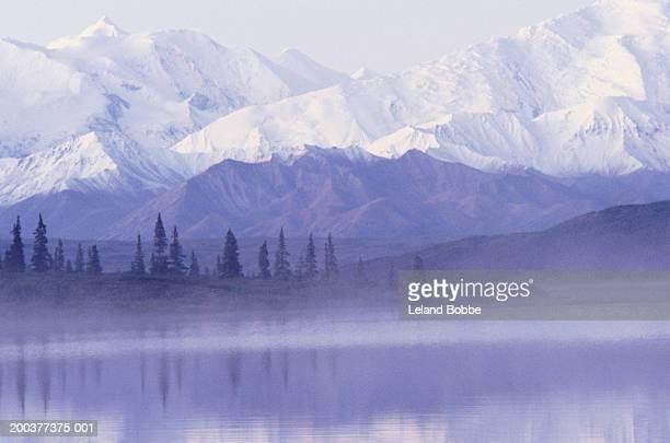 USA, Alaska, Denali National Park, Mount McKinley, Wonder Lake
