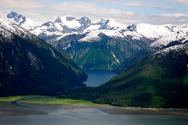 Alaska From The Air. Wall Art