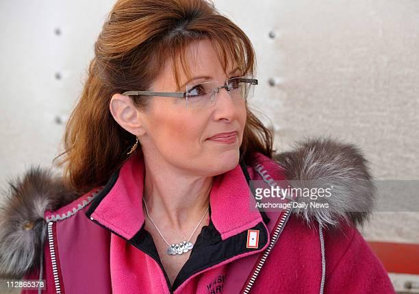 Alaska Gov Sarah Palin joined Franklin Graham and the Samaritan's Purse organization at the Wasilla airport on a trip to Alaska's Russian Mission and...