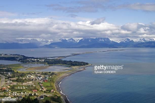 Alaska Kenai peninsula Homer Bay