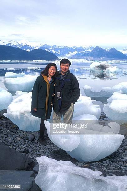 Alaska Prince William Sound Tourists