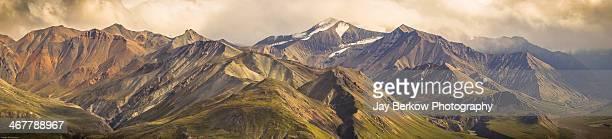 Alaska Range Panorama, Denali Park