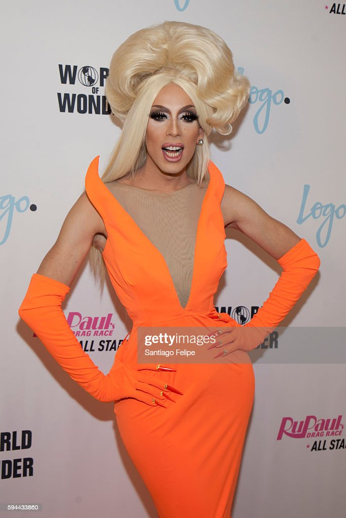 RuPaul's Drag Race All Stars Season Two Premiere : News Photo