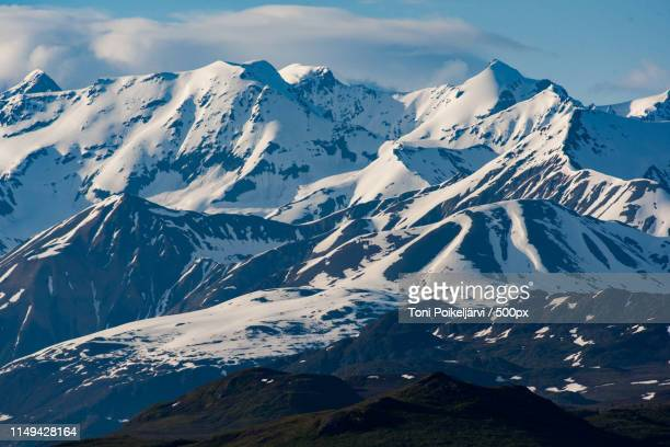 alaskan glory - アラスカ文化 ストックフォトと画像