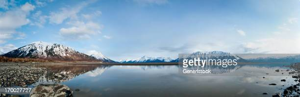 Alaskan Landscape Panoramic