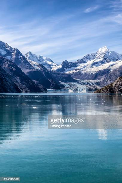 Alaska's Glacier Bay NP: Johns Hopkins Glacier, Summer