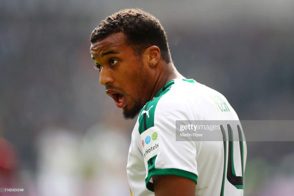 Hannover 96 v Borussia Moenchengladbach - Bundesliga : Nachrichtenfoto