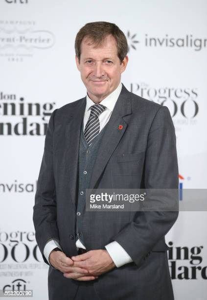 Alastair Campbell attends London Evening Standard's Progress 1000 London's Most Influential People event at on October 19 2017 in London England