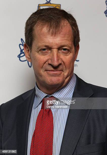 Alastair Campbell attends the MIND Media Awards at BFI Southbank on November 17 2014 in London England