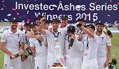 England v Australia: 5th Investec Ashes Test - Day Four