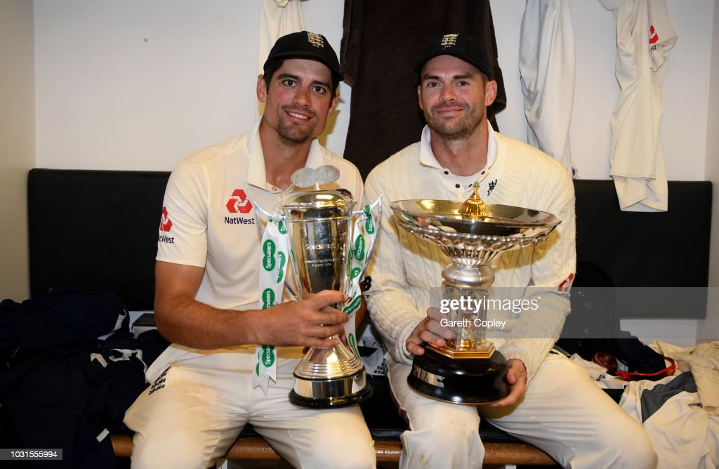 GBR: England v India: Specsavers 5th Test - Day Five