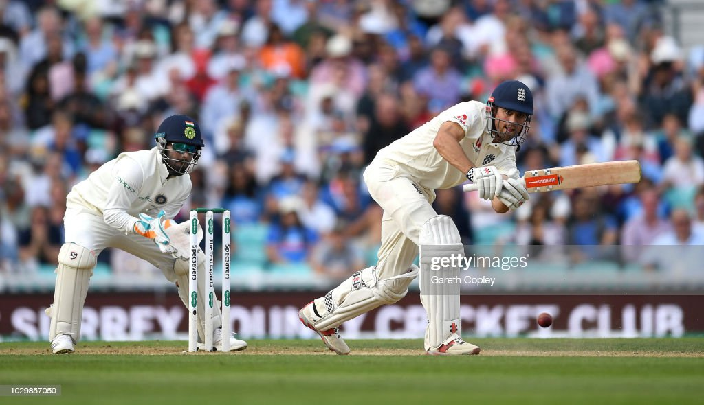 GBR: England v India: Specsavers 5th Test - Day Three