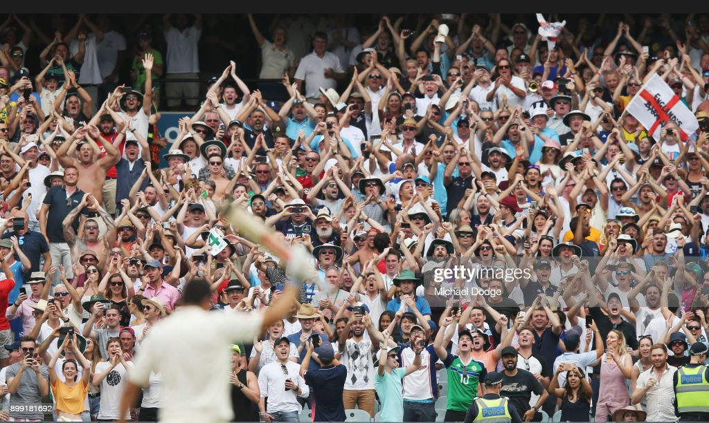 Australia v England - Fourth Test: Day 3 : News Photo