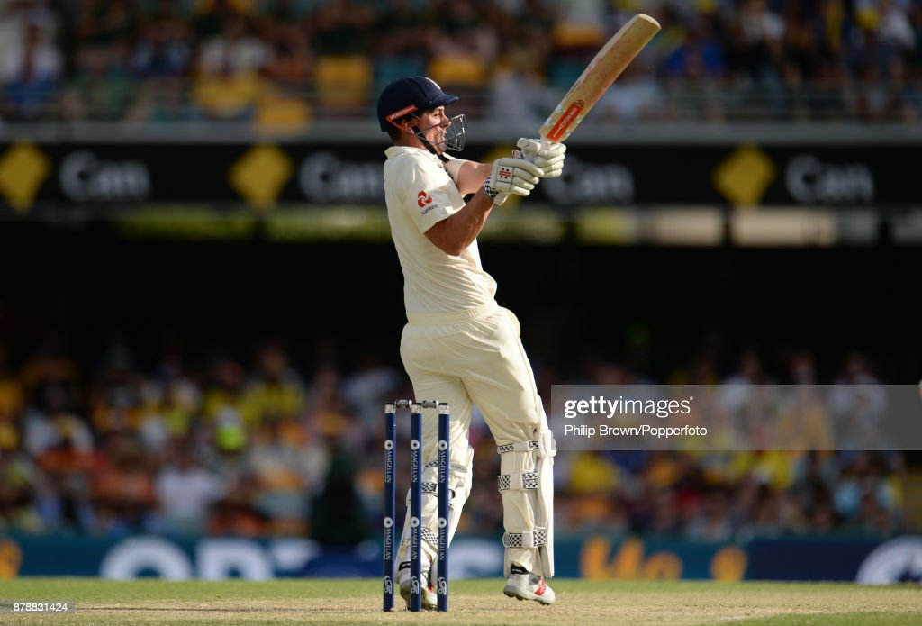 Australia v England - First Test: Day 3 : News Photo
