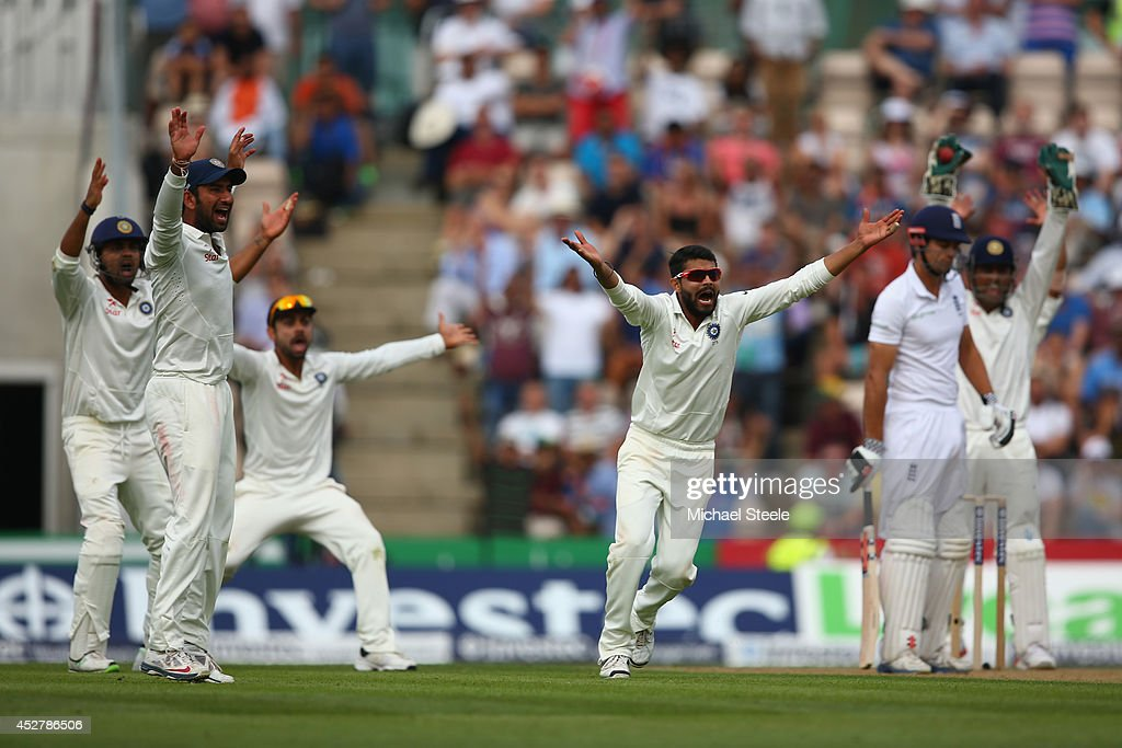 England v India: 3rd Investec Test - Day One