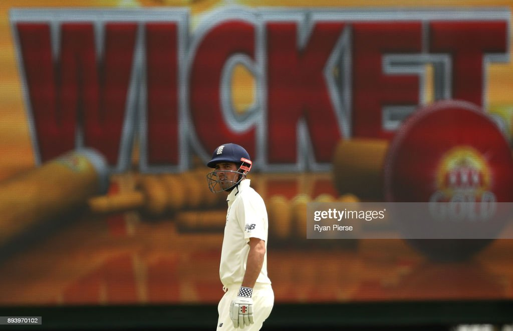 Australia v England - Third Test: Day 4 : News Photo