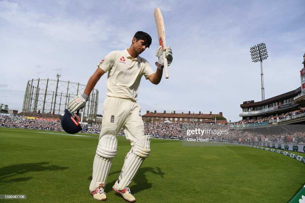 GBR: England v India: Specsavers 5th Test - Day Four