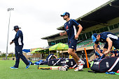 townsville australia alastair cook england runs