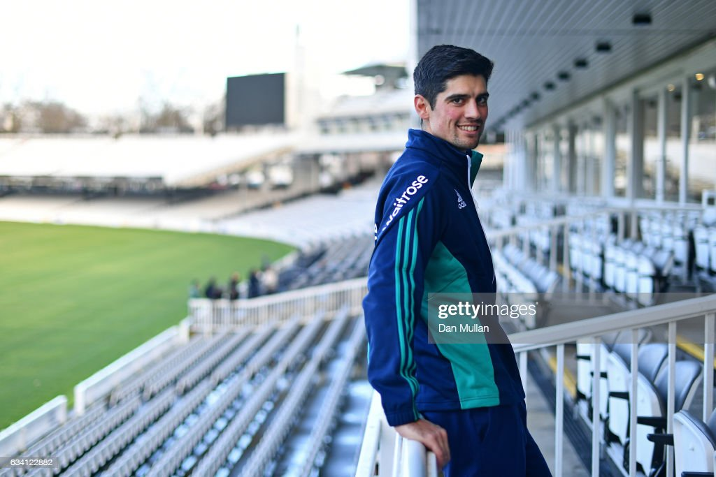 Alastair Cook Press Conference After Stepping Down As England Captain