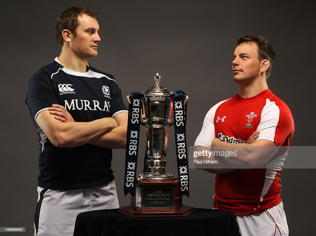 2011 RBS Six Nations - Captains Head to Head